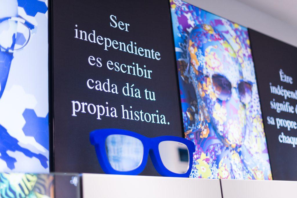 Ser independente es escribir cada dìa tu propria historia