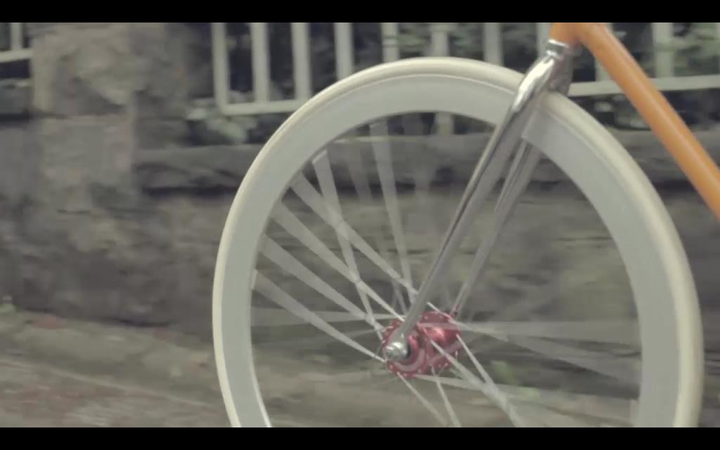 bici a scatto fisso lifestyle