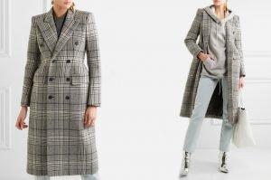 giacche principe di galles doppio petto a cappotto ben strutturato