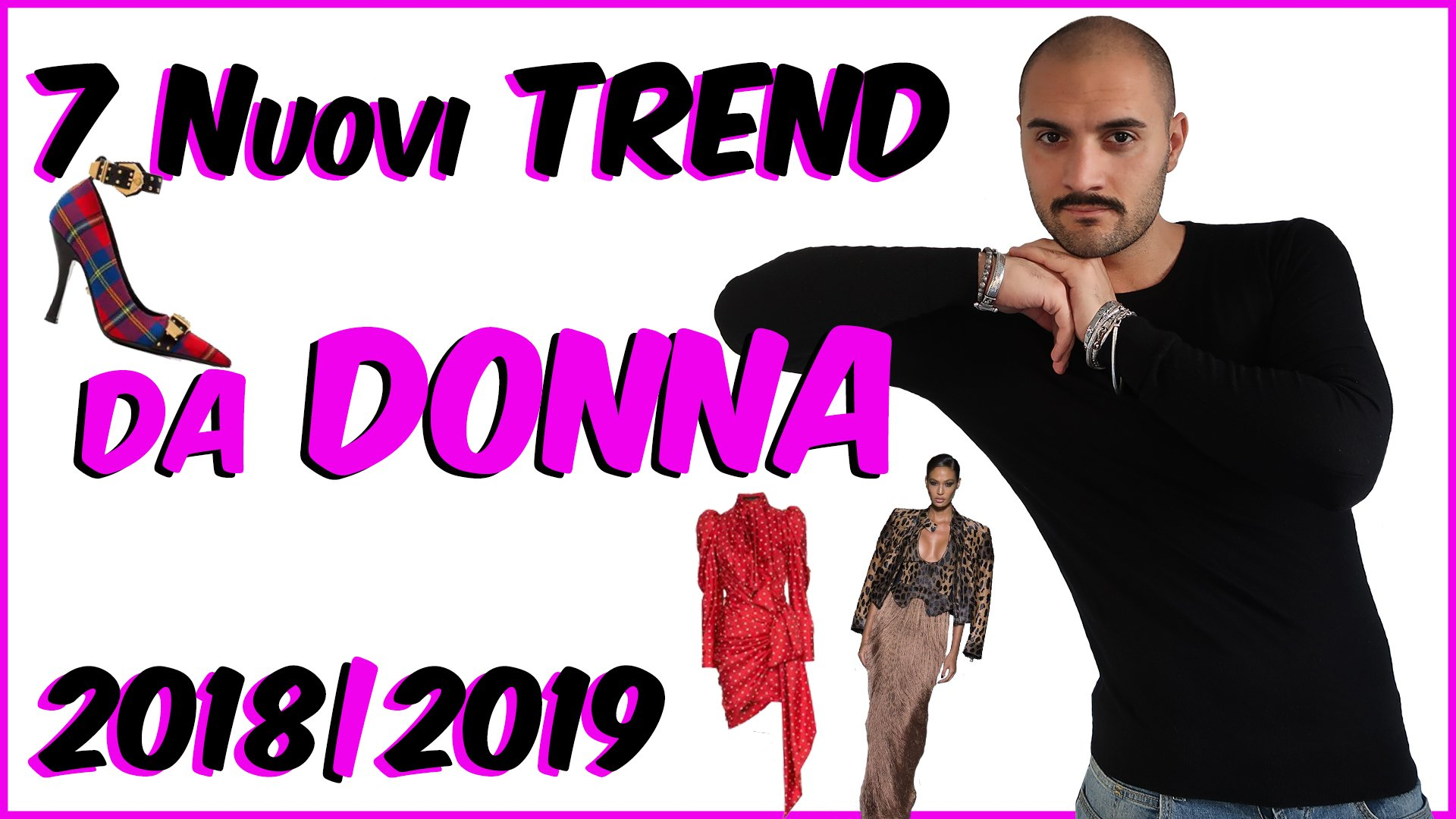 7 nuovi trend donna 2019 Che Stile!