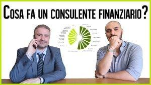 Cosa fa un consulente finanziario? Educazione finanziaria