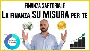 Educazione finanziaria con Finanza Sartoriale di Andrea Cimatti