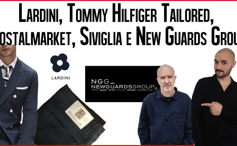 Style NEWS Lardini distribuisce per Tommy Hilfiger, nuovo CMO per NGG, torna Postalmarket e siviglia ha un nuovo produttore