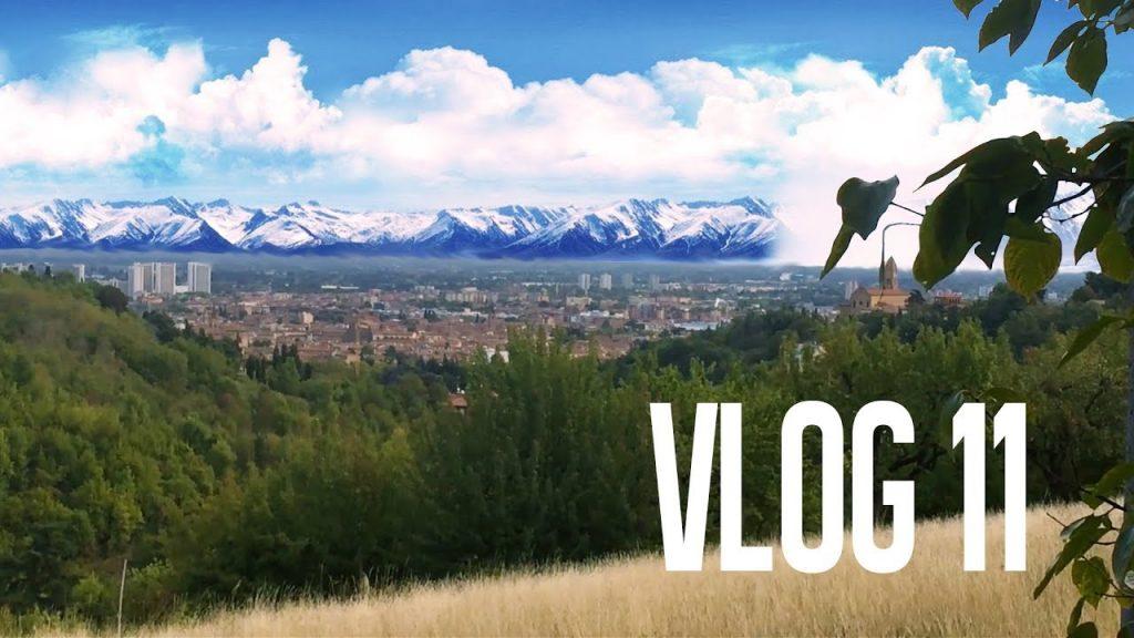 Passeggiata a villa ghigi in questo vlog 11 di andrea cimatti