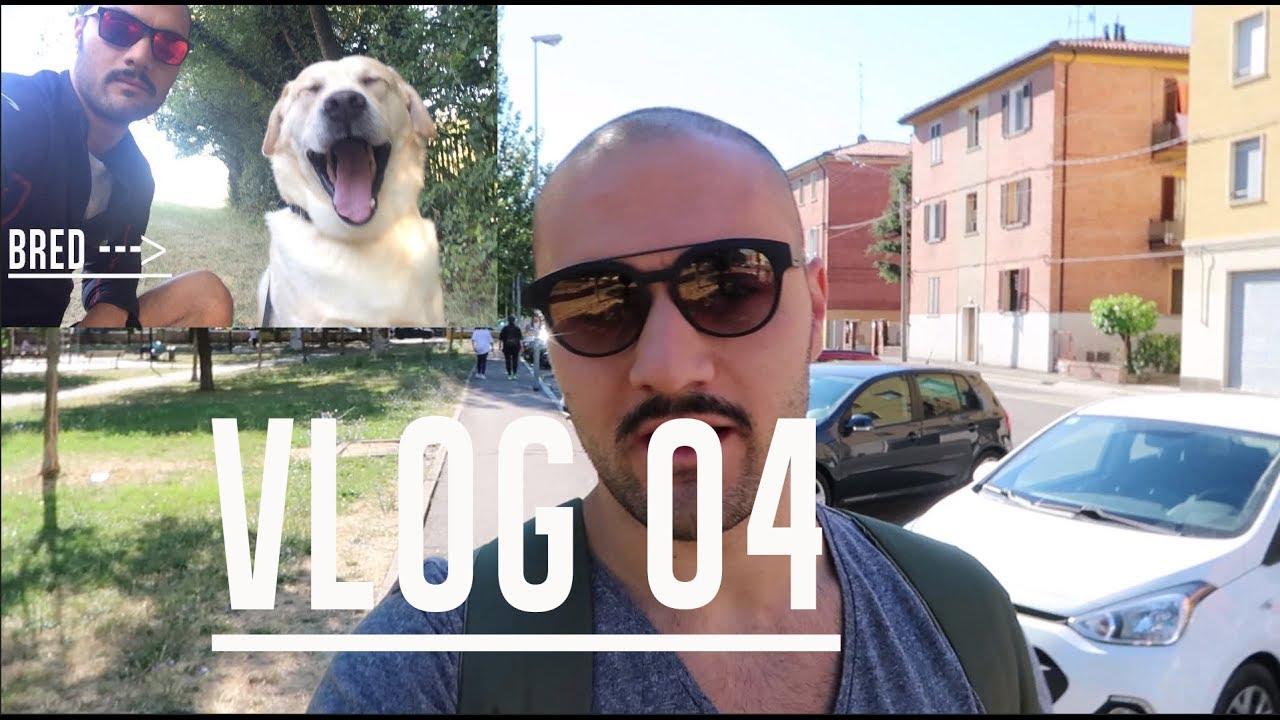 Nel vlog 04 farò colazione con mamma, andrò da Barrow Bologna, vedrò Silvia da Amsterdam e Sasha Shinez