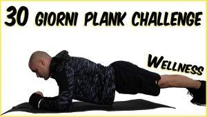 costana e detarminazione per la 30 giorni plank challenge